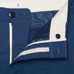 Nanamica Pier Men`s Shorts Blue photo- 3