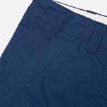 Nanamica Pier Men`s Shorts Blue photo- 2