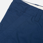 Мужские шорты Nanamica Pier Blue фото- 2