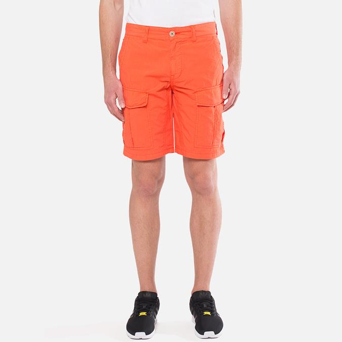 Мужские шорты Napapijri Niber Cargo Shorts Fiesta
