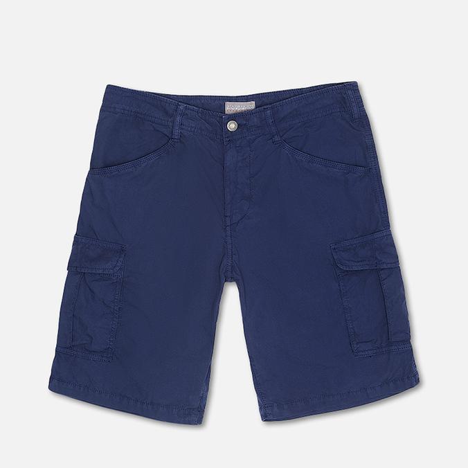 Napapijri Noto Men`s Shorts Cobalt Blue