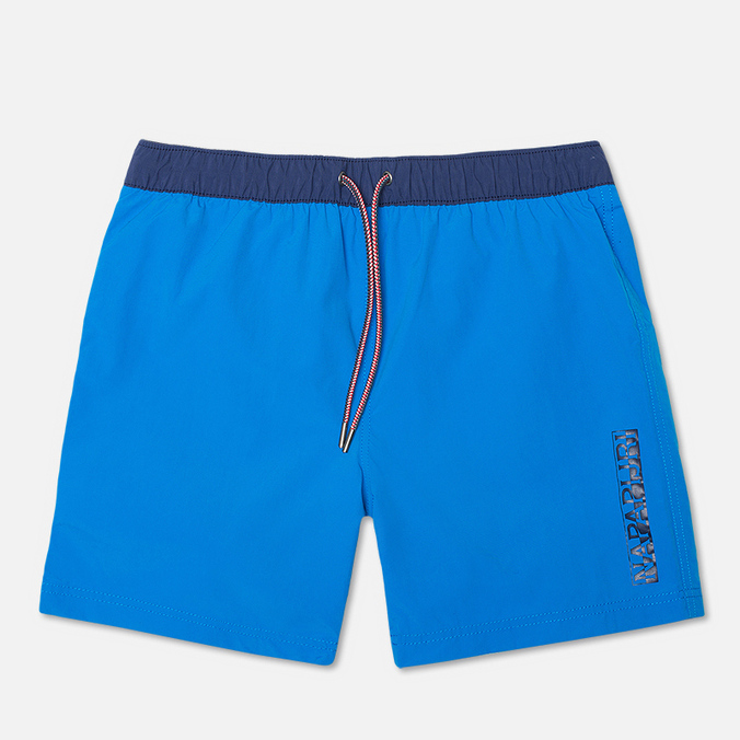 Napapijri Verte Men`s Shorts Brilliant Blue