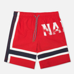 Мужские шорты Napapijri Villa Shorts Old Red фото- 0