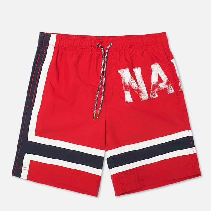 Мужские шорты Napapijri Villa Shorts Old Red