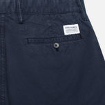 Мужские шорты Norse Projects Aros Light Twill Dark Navy фото- 1