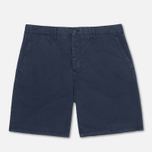 Мужские шорты Norse Projects Aros Light Twill Dark Navy фото- 0