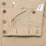 Мужские шорты Norse Projects Aros Light Twill Khaki фото- 3