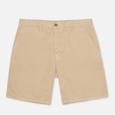 Мужские шорты Norse Projects Aros Light Twill Khaki