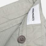 Мужские шорты Norse Projects Aros Light Twill Light Grey фото- 2