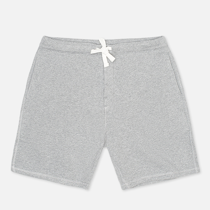 Мужские шорты Norse Projects Ro Solid Brushed Light Grey Melange