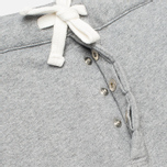 Мужские шорты Norse Projects Ro Solid Brushed Light Grey Melange фото- 3
