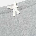 Мужские шорты Norse Projects Ro Solid Brushed Light Grey Melange фото- 2