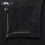 Мужские шорты Stussy Duke Solid Black фото- 3