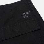 Мужские шорты Stussy Duke Solid Black фото- 2