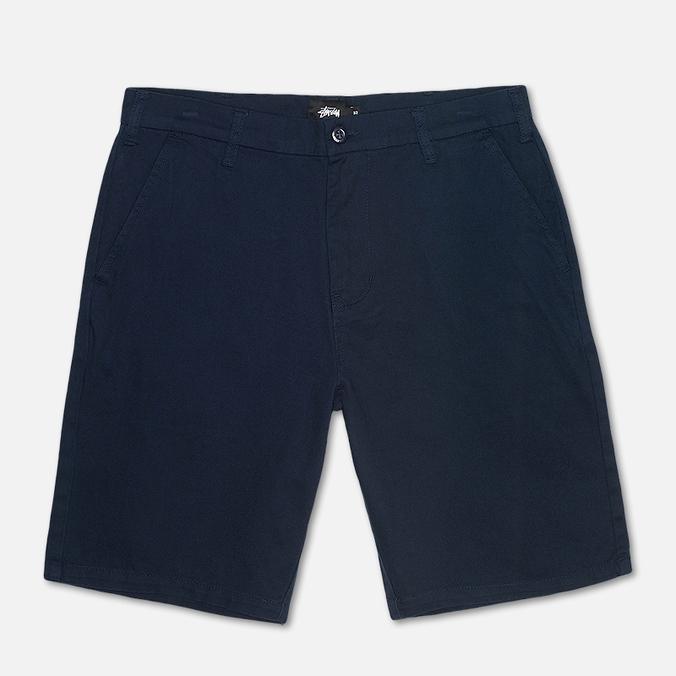 Мужские шорты Stussy Twill Gramps Navy