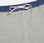 Мужские шорты Uniformes Generale Kinney Jogger Grey Melange фото- 2