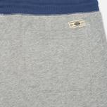 Мужские шорты Uniformes Generale Kinney Jogger Grey Melange фото- 1