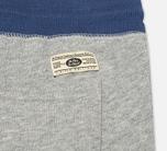 Мужские шорты Uniformes Generale Kinney Jogger Grey Melange фото- 3