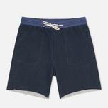 Мужские шорты Uniformes Generale Kinney Jogger Indigo фото- 0