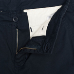 Женские шорты Carhartt WIP X' Club Trabuco Stretch Twill Duke Blue Rinsed фото- 2