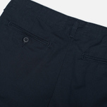 Женские шорты Carhartt WIP X' Club Trabuco Stretch Twill Duke Blue Rinsed фото- 3