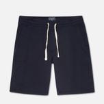Мужские шорты Woolrich Fleece Navy фото- 0