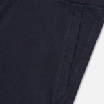 Мужские шорты Woolrich Fleece Navy фото- 2