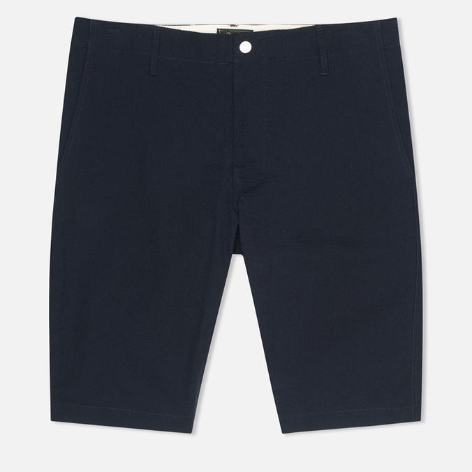 Мужские шорты Woolrich Woolen Mills Camper Swirlin Navy