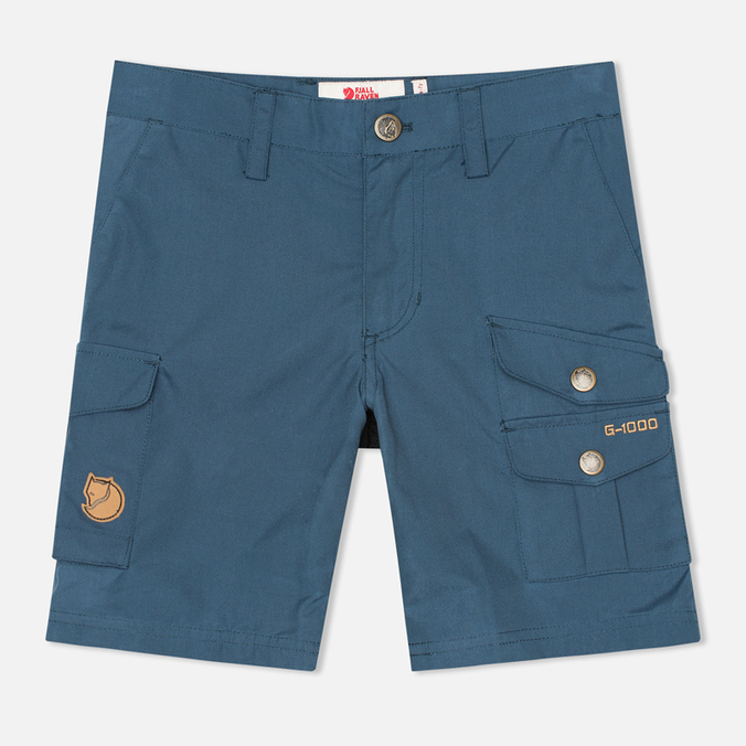 Fjallraven Vidda Children's Shorts Uncle Blue