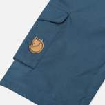 Fjallraven Vidda Children's Shorts Uncle Blue photo- 4