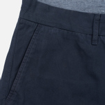 Мужские шорты Carhartt WIP Johnson Twill 7 Oz Duke Blue Garment Dyed фото- 1