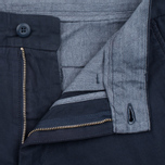 Мужские шорты Carhartt WIP Johnson Twill 7 Oz Duke Blue Garment Dyed фото- 2
