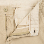 Мужские шорты Carhartt WIP Johnson Twill 7 Oz Safari Garment Dyed фото- 2