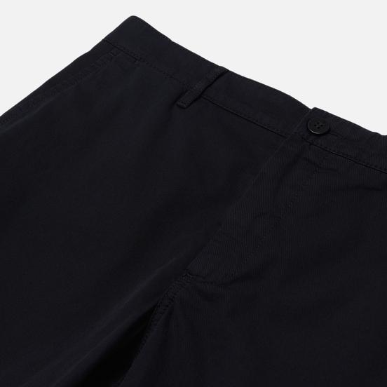 Мужские шорты Norse Projects Aros Light Twill Dark Navy