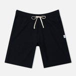 Мужские шорты Reigning Champ Terry Short Black фото- 0