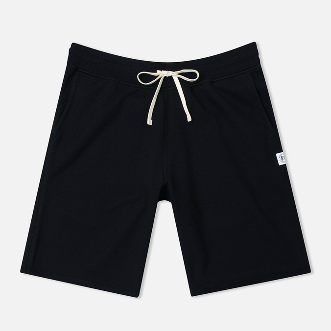 Мужские шорты Reigning Champ Terry Short Black