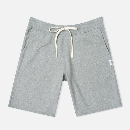 Мужские шорты Reigning Champ Terry Short Houndstooth Grey