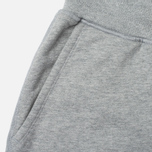 Мужские шорты Reigning Champ Midweight Twill Terry Sweat Heather Grey фото- 2