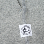 Мужские шорты Reigning Champ Midweight Twill Terry Sweat Heather Grey фото- 3