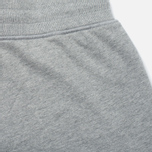 Мужские шорты Reigning Champ Midweight Twill Terry Sweat Heather Grey фото- 4