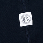Мужские шорты Reigning Champ Midweight Twill Terry Sweat Navy фото- 3