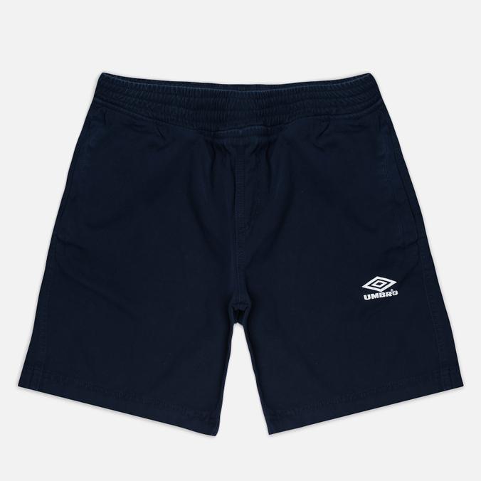 Umbro Pro Training Classic Drill Men's Shorts Navy