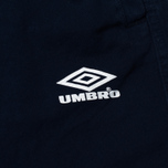 Мужские шорты Umbro Pro Training Classic Drill Navy фото- 3