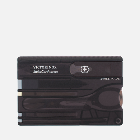 Швейцарская карта Victorinox Classic Black