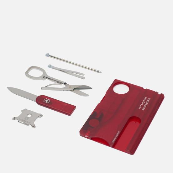 Многофункциональный набор Victorinox Lite Red