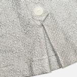 Женская юбка Maison Kitsune Aline Silver фото- 2