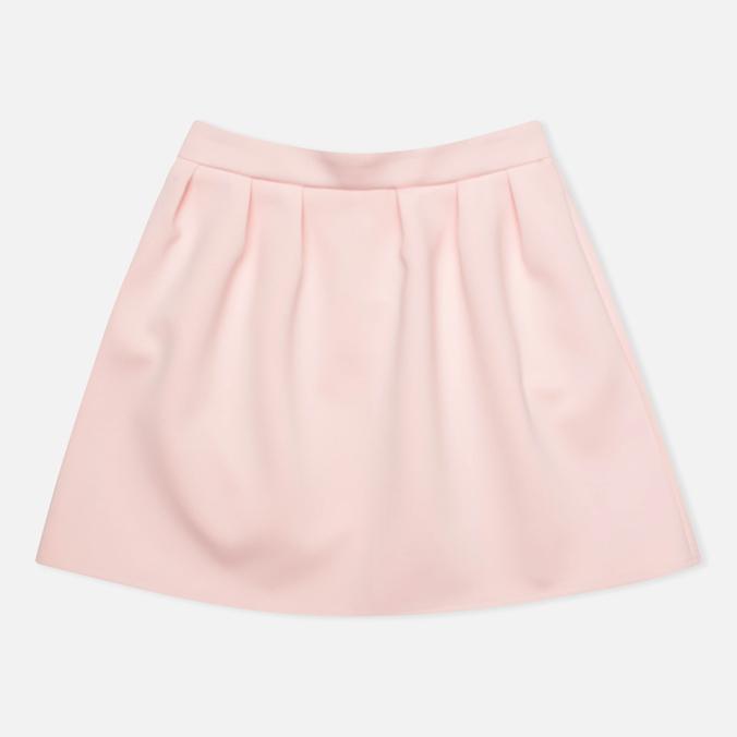Женская юбка Maison Kitsune Double Face Ballerina Pink