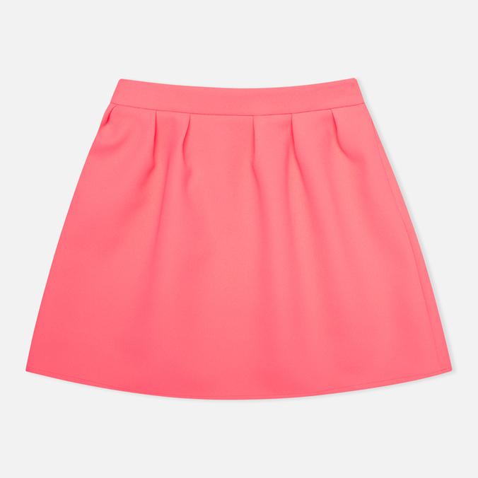 Женская юбка Maison Kitsune Double Face Ballerina Pink Fluo