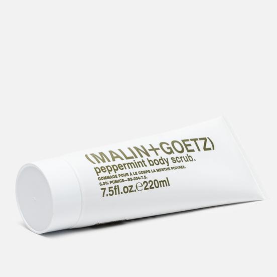 Скраб для тела Malin+Goetz Peppermint 220ml
