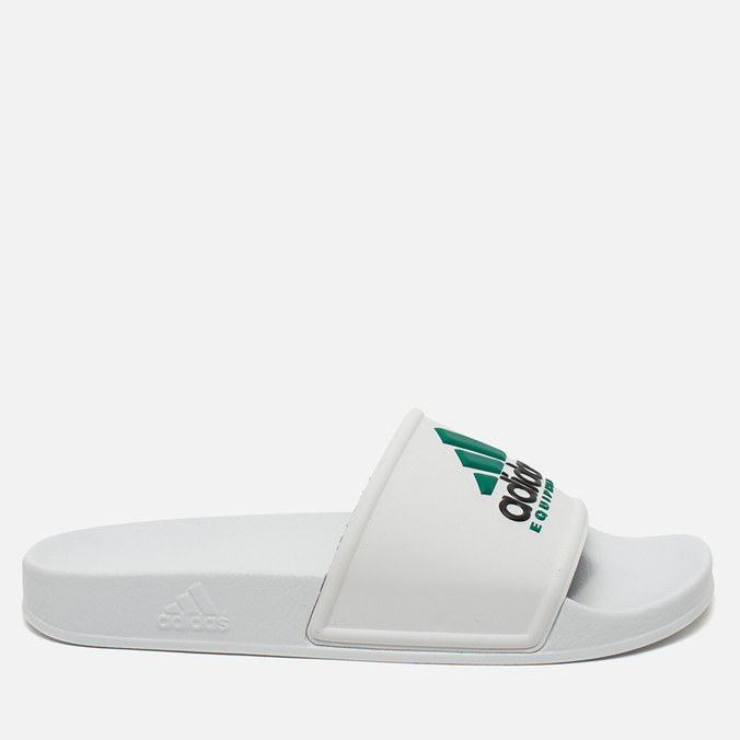adidas Originals Adilette EQT Slides Core White